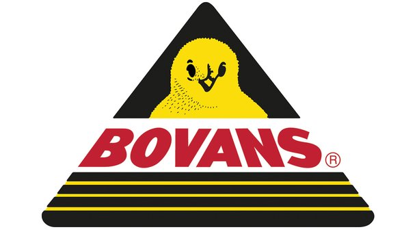 Bovans logo layers