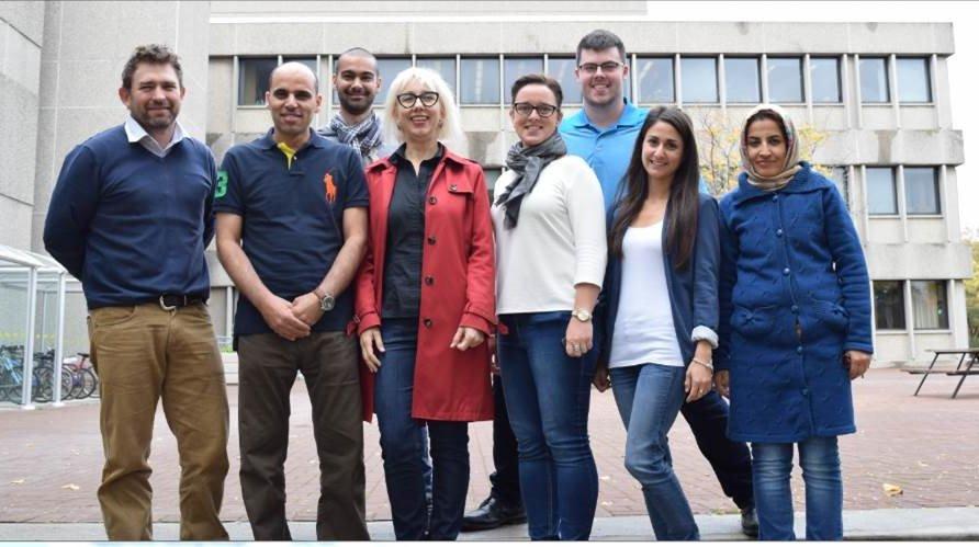 GAPP project team