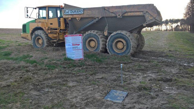 Ground breaking France GP farm