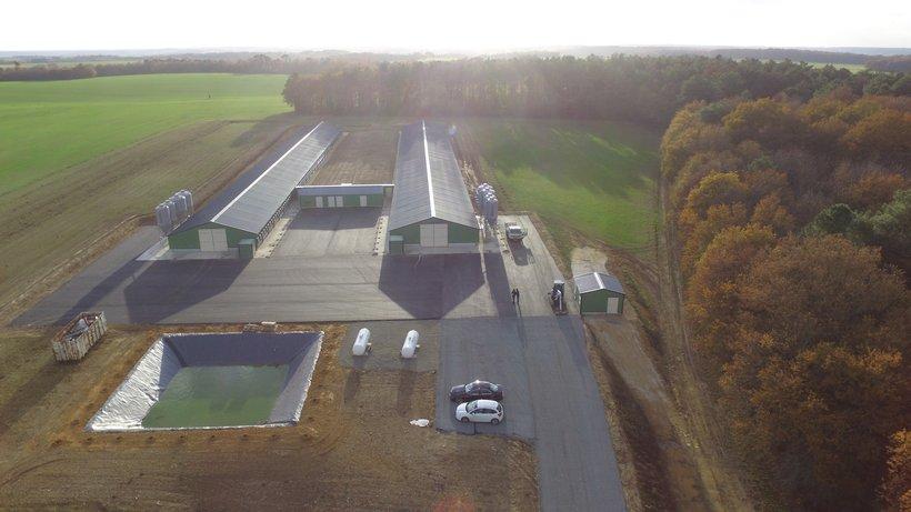 GP farm France