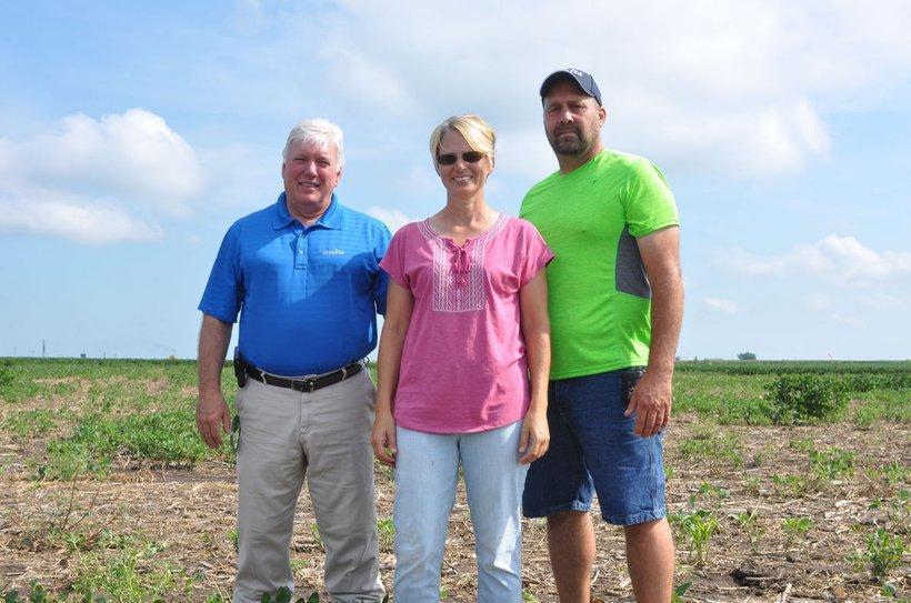 Ground breaking GP farm Odell USA