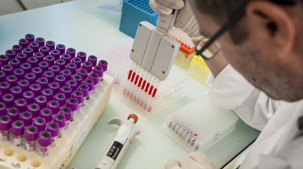 Hendrix Genetics Genomics Laboratory