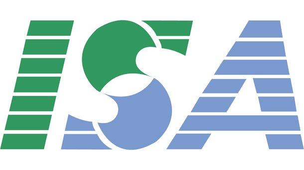 ISA logo layers