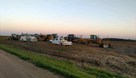 Pembrook farm groundbreaking